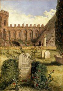 John Keats Grave