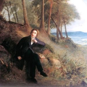 John Keats nature
