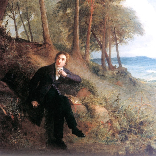 Image result for John Keats in pictures